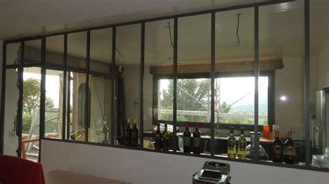 fenetre atelier cuisine fenêtre panoramique avec ouverture motorisée 2 70x1 40 et