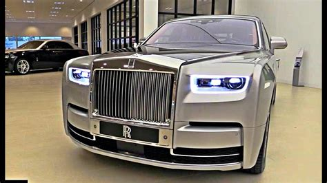 rolls royce phantom   full review interior