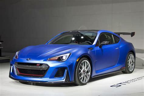 Subaru To Debut Brz Sti Sport Concept At 2017 Tokyo Auto