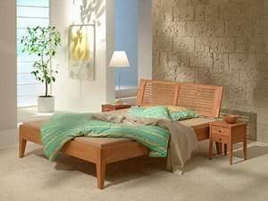 Bett Massivholz 180x200 : arina massivholz bett buche ge lt 180x200 kaufen bei m bel lux ~ Frokenaadalensverden.com Haus und Dekorationen