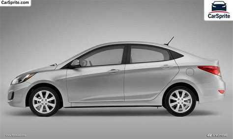 Hyundai Accent Specifications by Hyundai Accent 2018 Prices And Specifications In