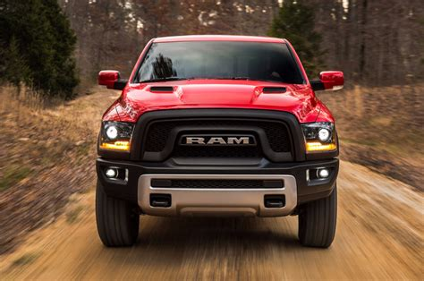 The 2018 (dodge) Ram Will Have Improved Aerodynamics
