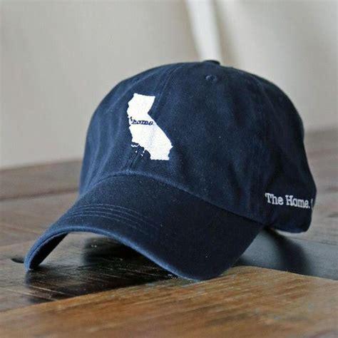 california home hat  home