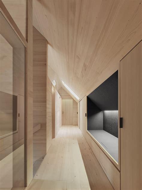 Haus Am Moor Krumbach By Bernardo Bader 010 Ideasgn