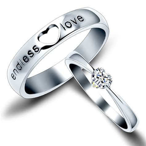 wedding ring bands for endless silver wedding rings ipunya