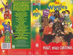 THE WIGGLES CHRISTMAS VHS VIDEO PAL A RARE FIND eBay