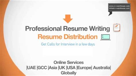 Resume Distribution Services In Dubai by Cv Distribution Resume Writing Services Uae Uk Usa Qatar Ksa Oman Middle East