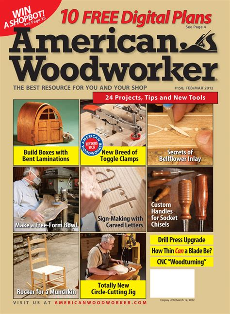 cnc woodturning popular woodworking magazine
