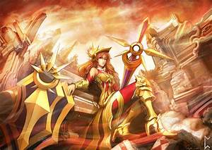 Leona | LoLWallpapers