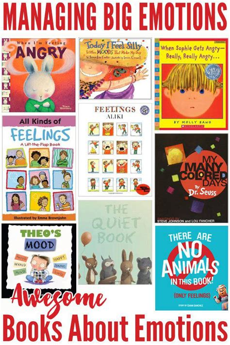 books about feelings for preschoolers 160 best images about preschool emotions amp sensory on 542