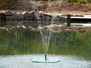Springbrunnen Für Teich : royal gardineer schwimmender teich springbrunnen mit solarbetrieb ~ Eleganceandgraceweddings.com Haus und Dekorationen