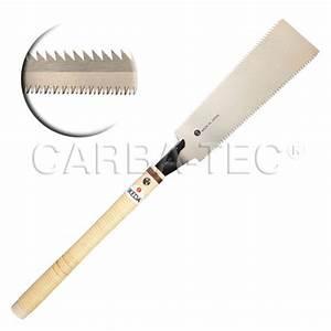 Japanese Ryoba Saw - 270mm Japanese Wood Saws - Carbatec