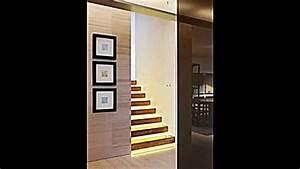 Treppenbeleuchtung Led Innen : 10 ideen f r treppenbeleuchtung innen youtube ~ Sanjose-hotels-ca.com Haus und Dekorationen