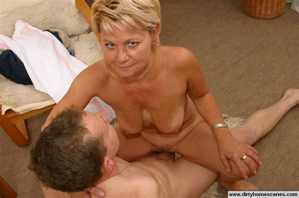 #Vicious #Mother #Rides #Her #Son'S #Dick