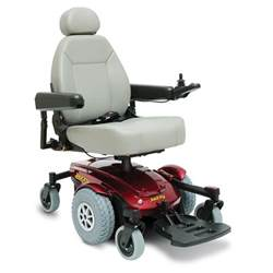 jazzy select 6 powerchair freedom mobility services