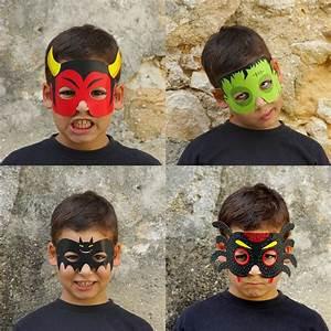 Basteln Mit Jungs : faschingsmasken basteln so wird der karneval richtig lustig ~ Lizthompson.info Haus und Dekorationen