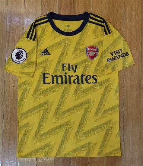 New Season Arsenal Away football shirt 2019 - 2020 ...