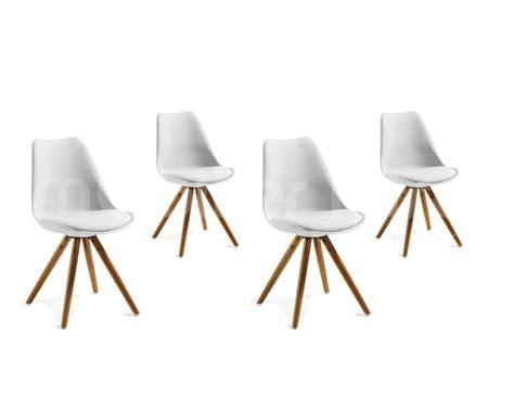 chaise design blanc chaise design noir et blanc maison design modanes com