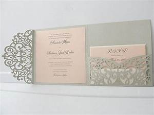 laser pocketfold square 3 light silver o lavender paperie With buy wedding invitation pocketfold