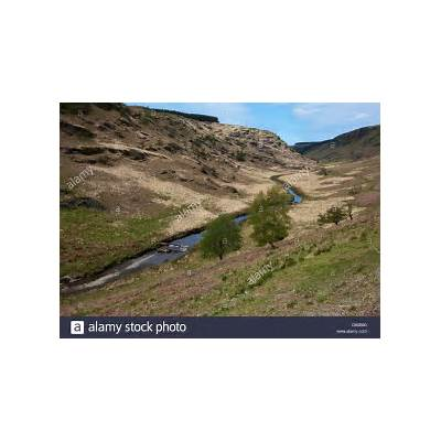 Abergwesyn Pass in Powys mid Wales Stock Photo Royalty
