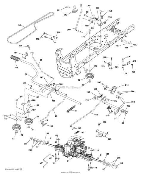 husqvarna yt ls    parts diagram