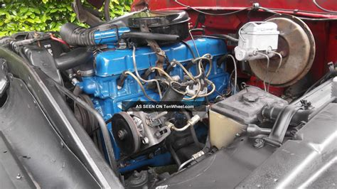 ford      cyl  speed locking hubs