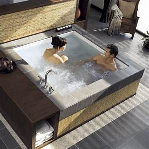 17 best ideas about bathtub with jets on pinterest With consideration in buying suitable two person bathtub
