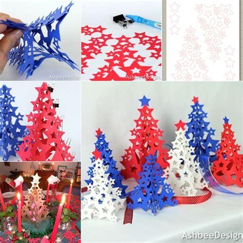 wonderful diy  paper christmas tree