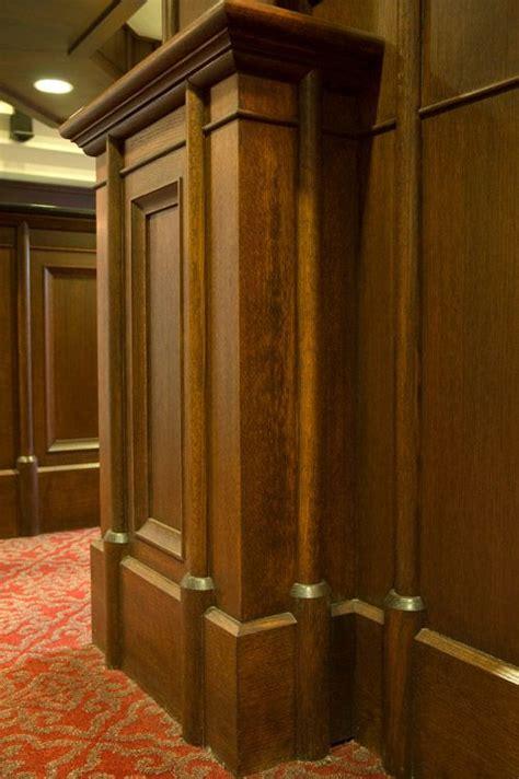 Oak Wainscoting by Quarter Sawn White Oak Wainscoting Interiors