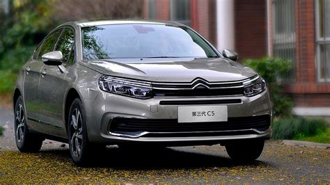 Citroen Berlingo 2020 by Citroen Announces All New C5 For 2020 Launch In Europe