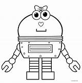 Robot Coloring Pages Clipart Printable Cool2bkids Robots Sheets Cool Template Cartoon Printables Templates Colors Craft Boys Colored Visit Library sketch template