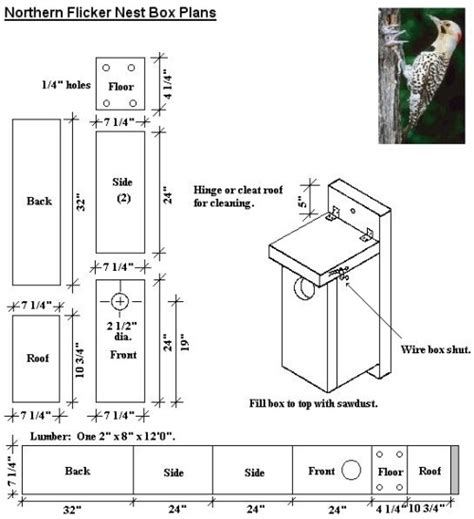 woodwork goldfinch birdhouse plans pdf plans