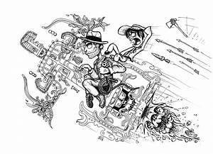 Indana Jones The Mayan Astronaut by Camikaze on DeviantArt