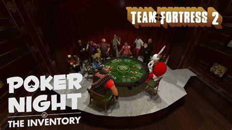 The Tf2 Mercs' Poker Night At The Inventory Youtube