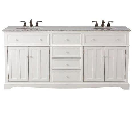 home depot bathroom sink tops home decorators collection fremont 72 in w x 22 in d