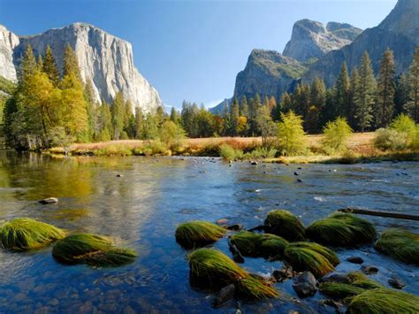Yosemite National Park Must See Attractions