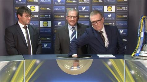Scottish Cup draw redone after ball opens early | Football ...