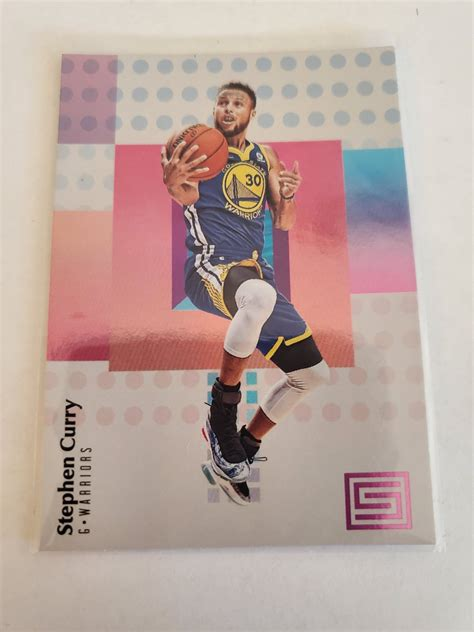 Maybe you would like to learn more about one of these? Stephen Curry 2017-18 Panini Status Base Card