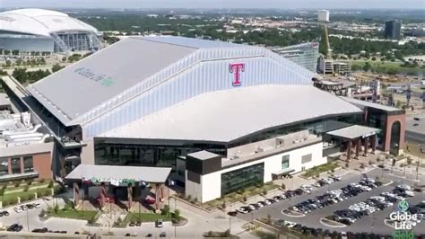 The New Texas Rangers Stadium Didn't Come Out as Planned