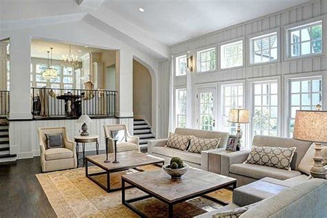 5 Ways To Cozy Up A Large Living Room
