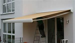 Heim Und Haus Markisen : comment poser installer et fixer un store banne de terrasse ~ Lizthompson.info Haus und Dekorationen