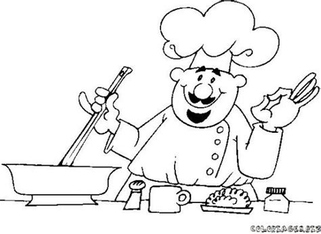 cuisinier dessin couleur cuisinier dessin couleur