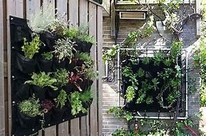 Vertikaler Garten Kaufen : balkon gestalten eetbare wand f r vertikalen balkongarten unser garten garden ~ Watch28wear.com Haus und Dekorationen