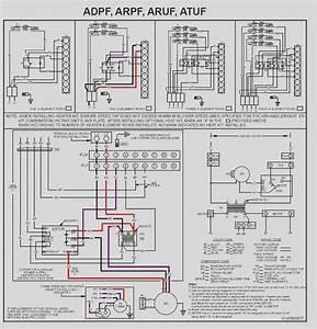 Goodman Aruf Air Handler Wiring Diagram