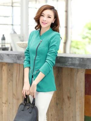 blazer wanita toko pakaian model korea
