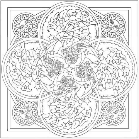 disegni difficilissimi colorati disegni da colorare difficili per adulti mandala