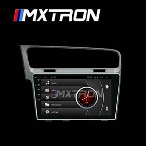 Mxtron For Volkswagen Golf Mk7 Android Car Gps Navigation