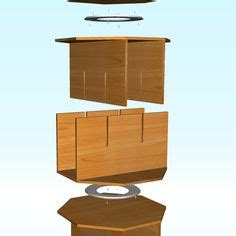 How To Build A Revolving Bookcase by How To Build A Revolving Bookcase Plans Useful Household