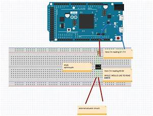 Voltage Level - Arduino Due And Optocoupler 4n25