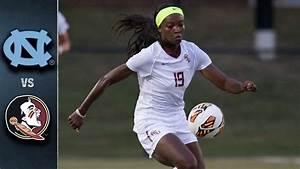 North Carolina vs. Florida State ACC Women's Soccer ...